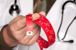 overweight doctor